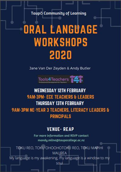 Oral Language Pic